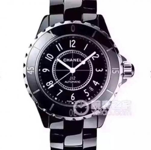 高仿香奈儿H0685 JF复刻香奈儿J12系列H0685中性手表 精仿香奈儿H0685
