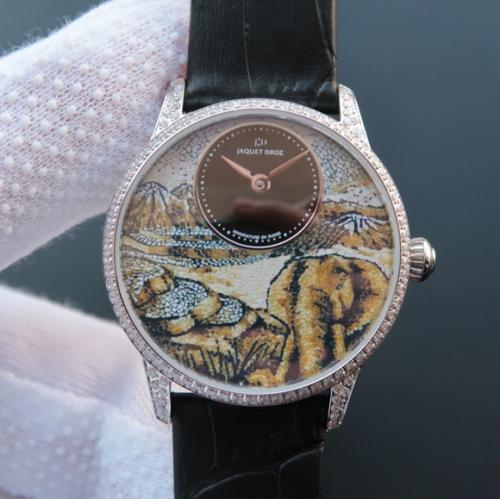 TW雅克德罗女士手表