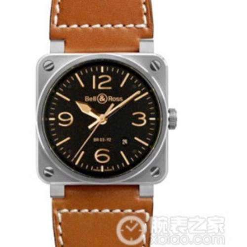 ZF柏莱士BR03-92 男士手表