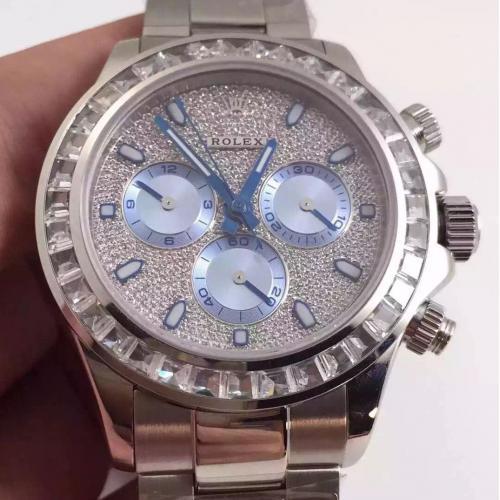 劳力士ROLEX男表宇宙计型迪通拿系列满天星腕表 男士自动机械手表