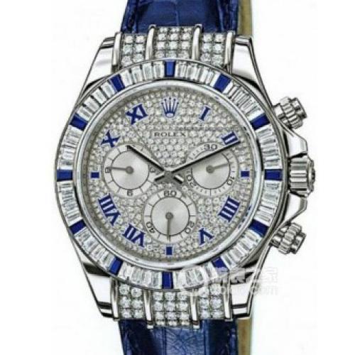 【定金发货】劳力士ROLEX男表宇宙计型迪通拿系列116599 12sa密镶钻满天星腕表 男士自动机械手表