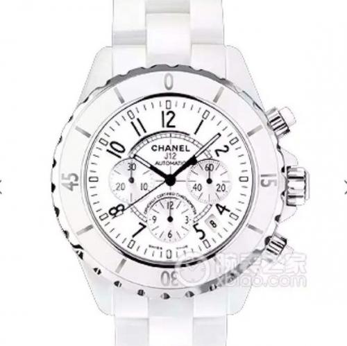高仿香奈儿H1007 JF复刻香奈儿J12系列H1007中性手表 精仿香奈儿H1007