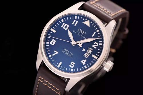 万国IW326506 XF精仿复刻IWC万国飞行员系列IW326506腕表 高仿万国IW326506 男表