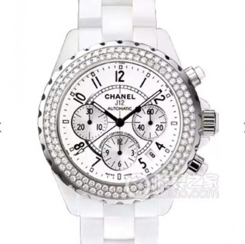 高仿香奈儿H1008 JF复刻香奈儿J12系列H1008中性手表 精仿香奈儿H1008