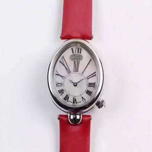 TW宝玑那不勒斯皇后系列REINEDENAPLES,高品质女士机械腕表