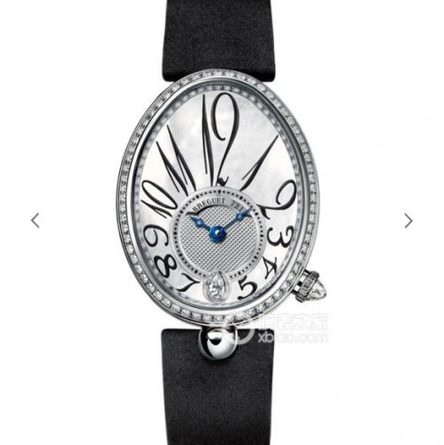 宝玑复刻表 TW高仿宝玑那不勒斯皇后系列:8918BB/58/864/D00D,高品质女士机械腕表