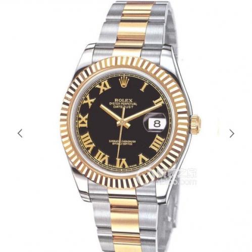 精仿劳力士手表能买吗 N劳力士日志型II系列126333 机械男表