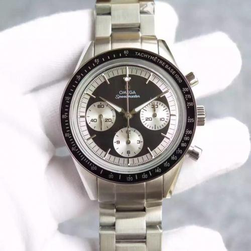 精仿欧米茄机械手表价格 JH欧米茄超霸系列 机械男士手表