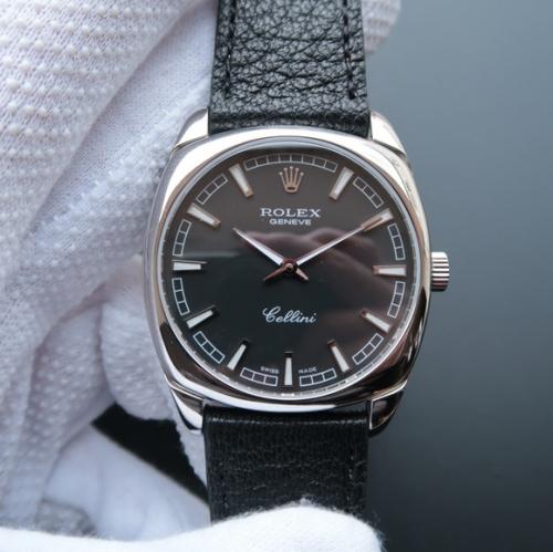 老款精仿劳力士手表价格 MK劳力士切利尼系列4243-9 机械男表