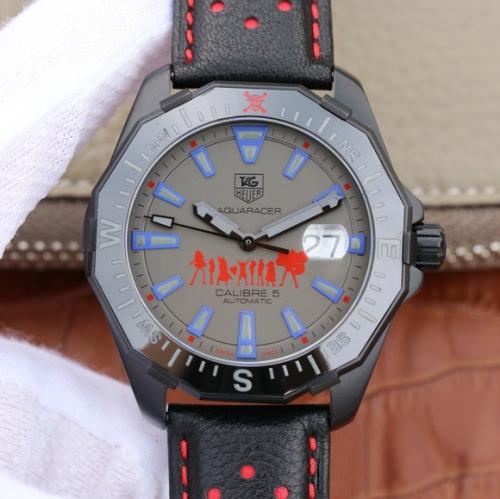 V6泰格豪雅 男士手表,自动机械机芯,密底
