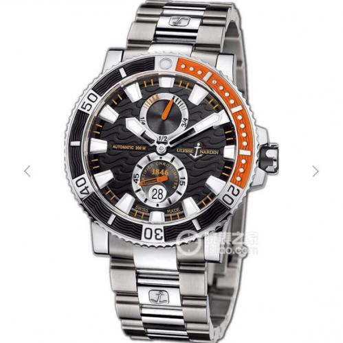 高仿雅典手表价格 N厂精仿雅典潜水系列263-90航海男士腕表手表