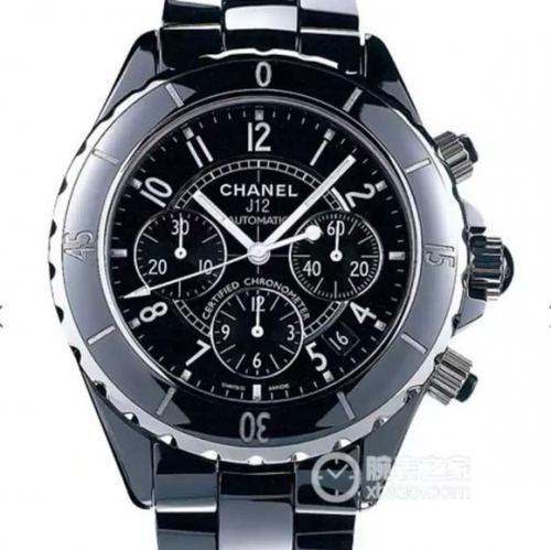 高仿香奈儿H0940 JF复刻香奈儿J12系列H0940中性手表 精仿香奈儿H0940