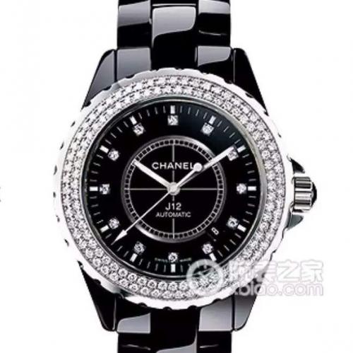 高仿香奈儿H2014 JF复刻香奈儿J12系列H2014中性手表 精仿香奈儿H2014