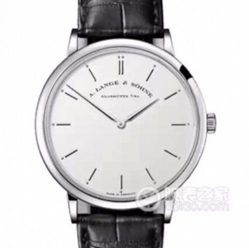 高仿朗格211.026 复刻朗格萨克森超薄系列211.026 一比一精仿朗格211.026 男士手表