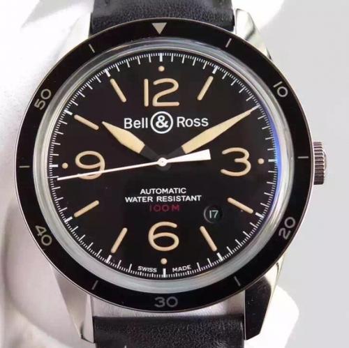N柏莱士BellRoss 男士手表