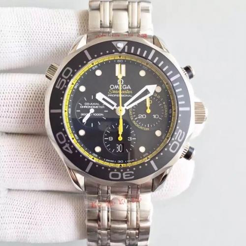 JH欧米茄新西兰酋长限量版 机械男士手表