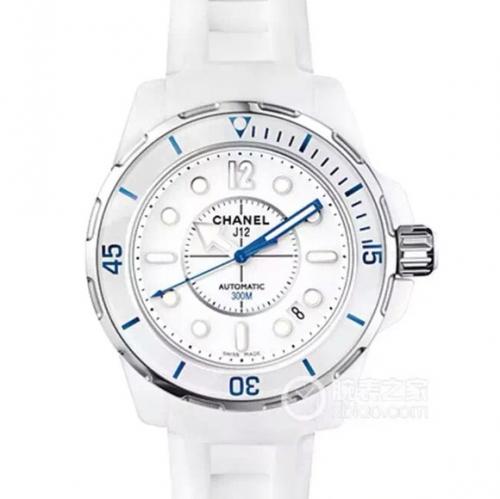 高仿香奈儿H02560 JF复刻香奈儿J12系列H02560中性手表 精仿香奈儿H02560
