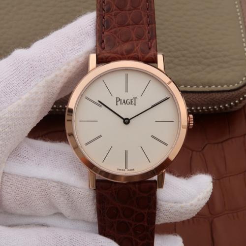 伯爵手表机械超薄 TW伯爵ALTIPLANO一比一精仿手表