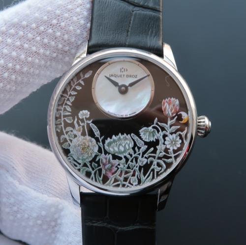 TW雅克德罗【女神】腕表表里如一独具匠心