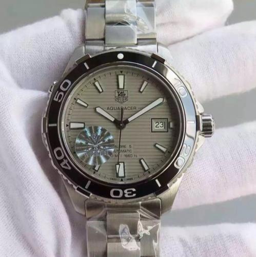 V6泰格豪雅竟潜500米系列V2版手表