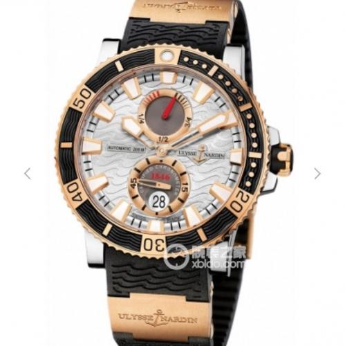 复刻雅典表 N高仿雅典潜水系列265-90航海男士腕表手表