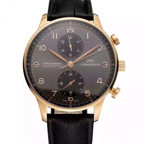 高仿万国手表价格多少钱 3A万国新版葡计V6版 男表