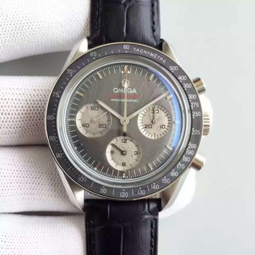 欧米茄手表精仿 JH欧米茄超霸登月限量版 机械男士手表