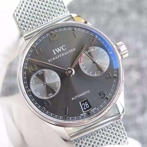 万国复刻版限量版手表有哪些 YL万国葡七限量版葡萄牙7日链V5版钢带 男表