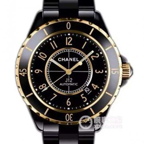 高仿香奈儿H2129 JF复刻香奈儿J12系列H2129中性手表 精仿香奈儿H2129