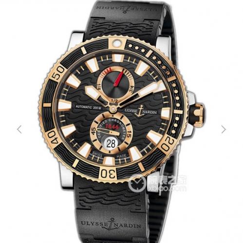 雅典手表系列高仿 N复刻雅典潜水系列265-90航海男士腕表手表
