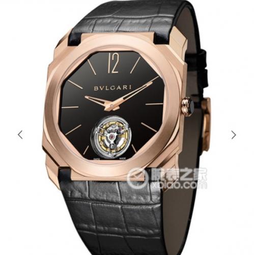 TF复刻宝格丽全新OCTO系列102346BGOP40BGLTBXT腕表 一比一高仿宝格丽102346BGOP40BGLTBXT 男士手表