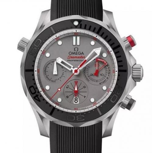 欧米茄a货手表多少钱 JH欧米茄CHRONODIVER300M系列腕表 机械男士手表