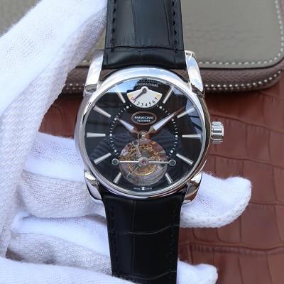 复刻帕玛强尼手表价格 BM帕玛强尼真陀飞轮PFH251 手动上链机械男表