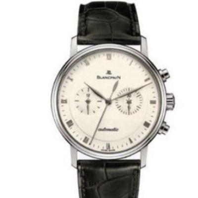 宝珀4082-1542-55宝珀CHRONOGRAPH经典系列4082-1542-55男士计时机械腕表