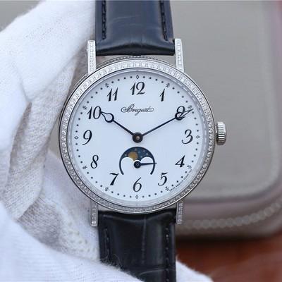 一比一复刻宝玑经典系列9087BB/29/964男士全自动机械腕表