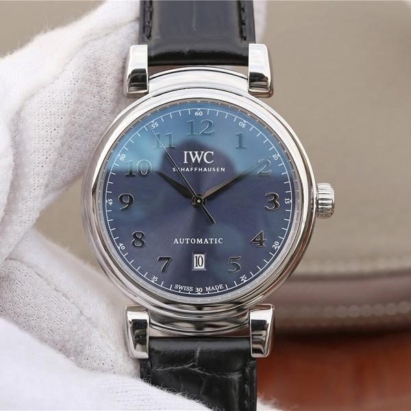 万国达文西系列 精仿复刻万国达文西系列356601 男士手表