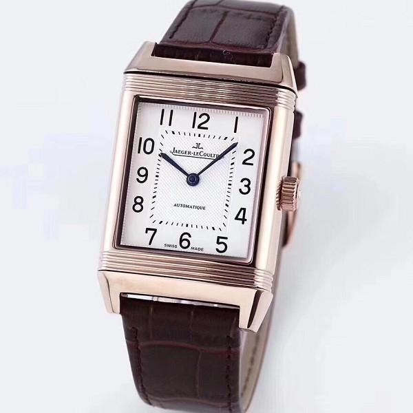 积家翻转顶级复刻 高仿积家翻转腕表系列Q2788520 玫瑰金手表