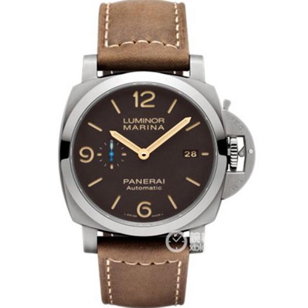 沛纳海仿表男款 精仿沛纳海LUMINOR 1950系列PAM01351 男士机械手表