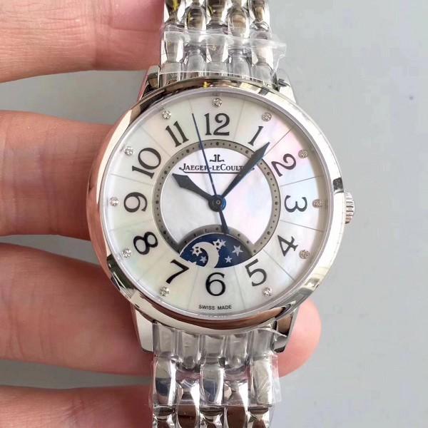 积家仿手表 精仿复刻积家约会系列腕表 男女款机械手表