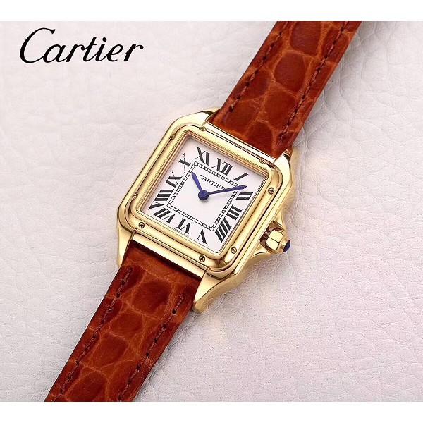 高仿表卡地亚 精仿复刻卡地亚Panthère de Cartier女神腕表