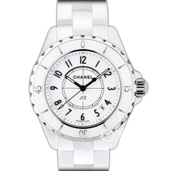 顶级高仿香奈儿H0968 高仿香奈儿J12系列H0968 陶瓷石英女士手表