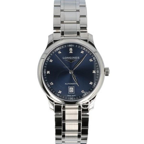 高仿浪琴男款价格 高仿复刻浪琴名匠系列L2.628.4.97.6 男士机械手表