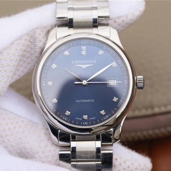 浪琴复刻表 高仿复刻浪琴名匠系列L2.628.4.97.6 男士机械手表