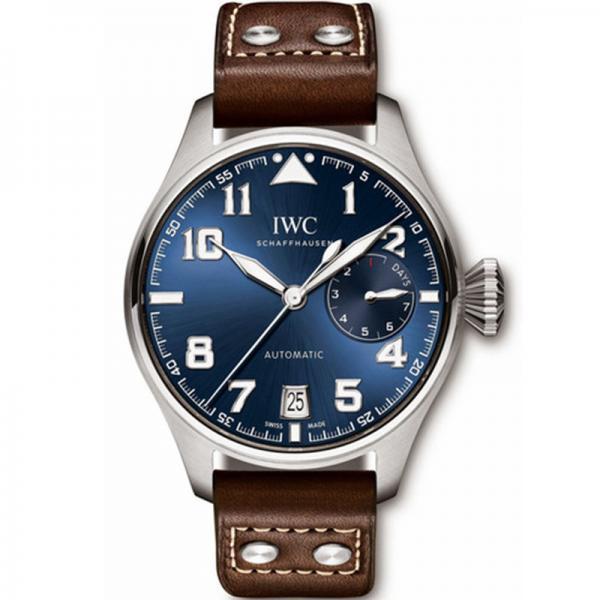 复刻万国机械男表 高仿万国飞行员系列IW500908 男士机械手表
