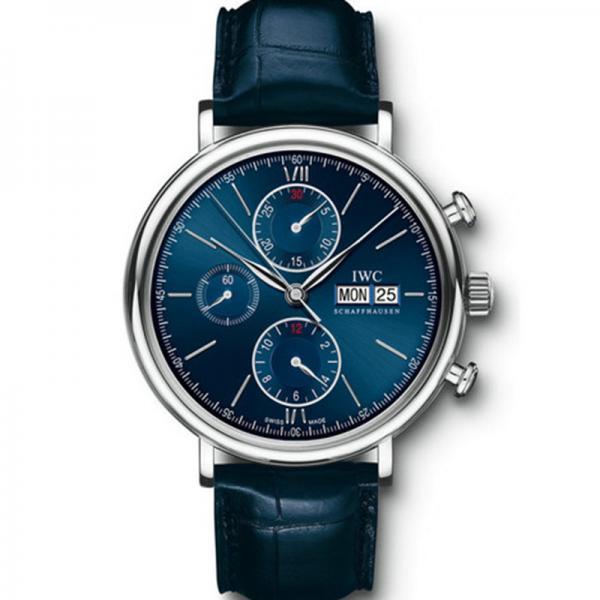 万国高仿表 一比一精仿万国柏涛菲诺IW391019 男士手表