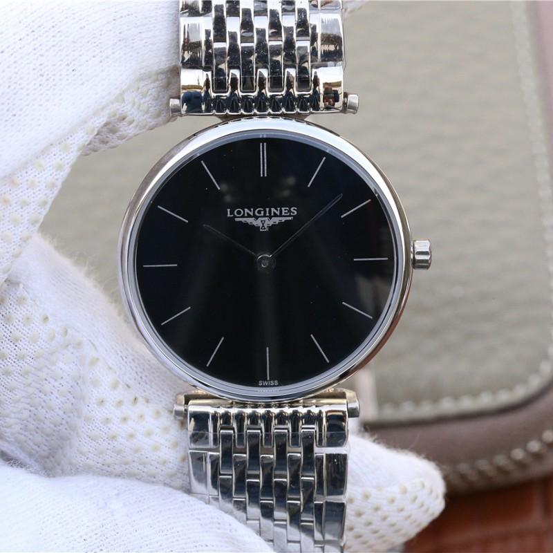 JF厂仿浪琴石英表 精仿复刻浪琴优雅嘉岚系列L4.709 情侣手表