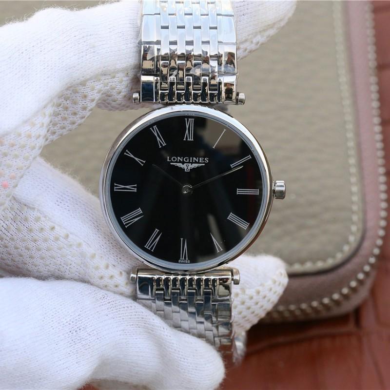 JF厂浪琴高仿的多少钱 高仿复刻浪琴优雅嘉岚系列L4.709 情侣手表