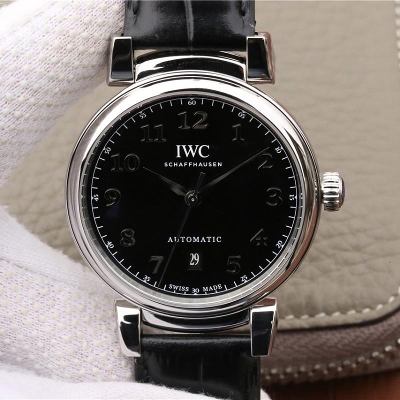 MK厂高仿万国 高仿复刻万国达文西系列IW356601 男士机械手表
