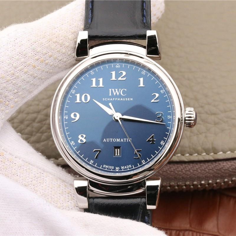 MK厂万国仿表 高仿复刻万国达文西系列腕表 男士机械手表