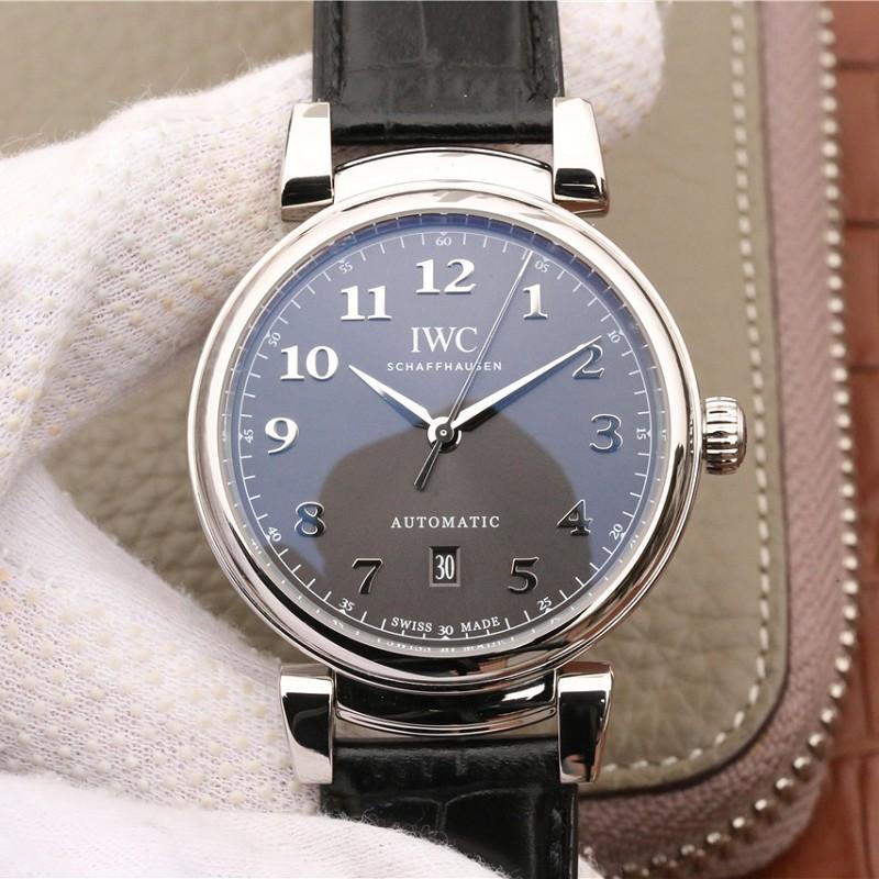 MK厂仿表万国 高仿复刻万国达文西系列IW356602 男士机械手表